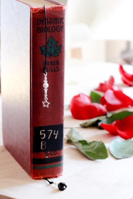 Starlight Bookmark by Kaleidoscopes And Polka Dots…