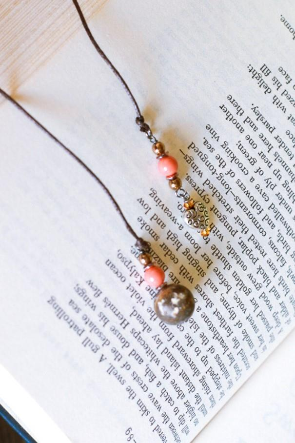 A bookmark to brighten your next page turner. #bookish #literarygift #booklove #bookishgift