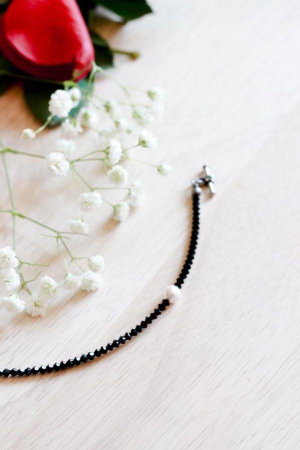A timeless elegant bracelet by Kaleidoscopes and Polka Dots