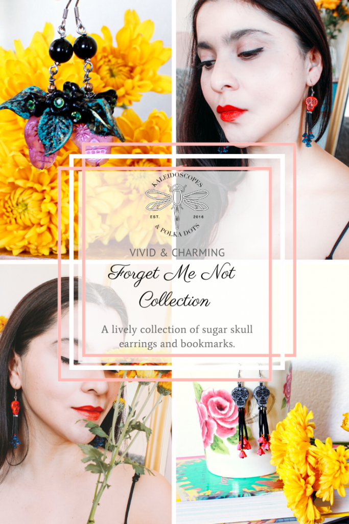 Forget Me Not Collection by Kaleidoscopes And Polka Dots - PRESS RELEASE 2019