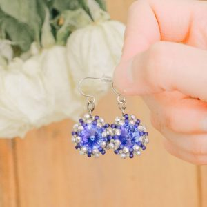 Handmade Statement Earring
