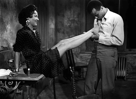 Carmen Jones - flirty feet