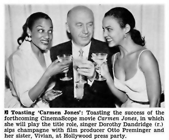 Dorothy Celebrating with Otto & Vivian