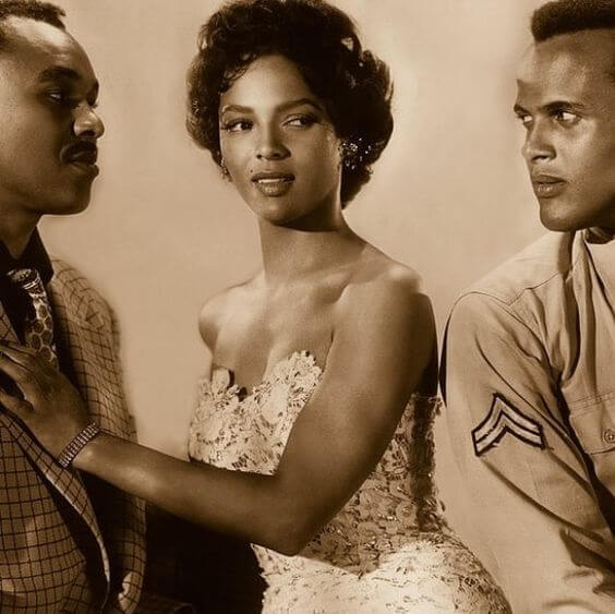 Dorothy Dandridge – Carmen Jones Cast