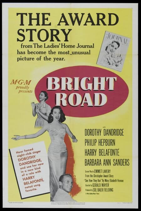 BRIGHT ROAD - POSTER