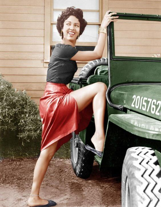 Dorothy Dandridge - CARMEN JONES