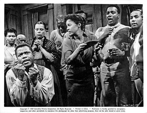Dorothy Dandridge - PORGY AND BESS – GROUP PHOTO