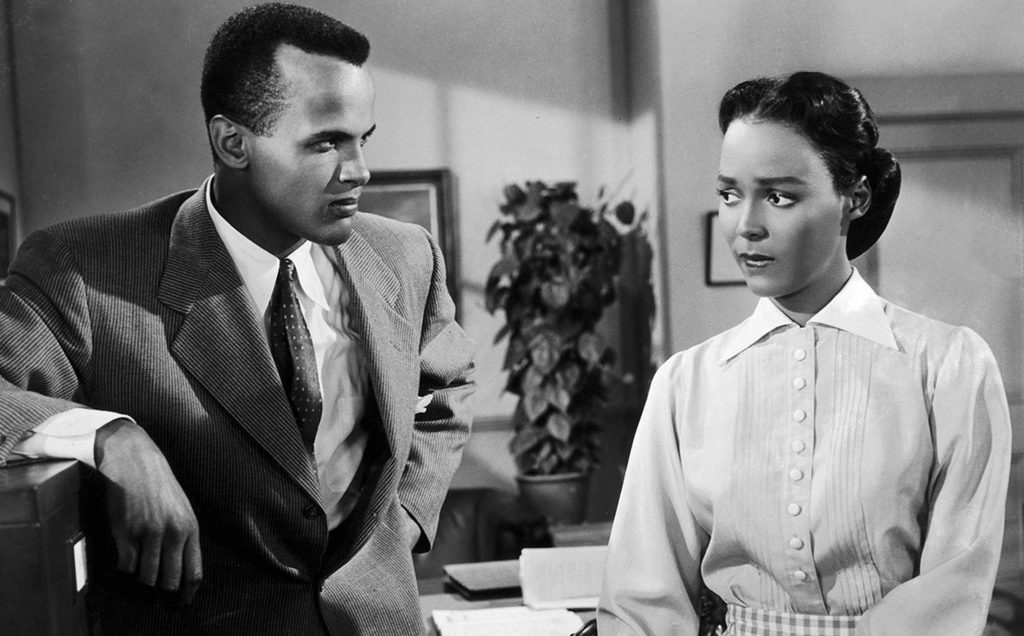 BRIGHT ROAD: Harry Belafonte & Dorothy Dandridge