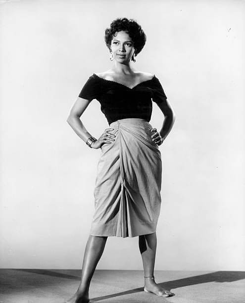 Dorothy Dandridge as Carmen Jones