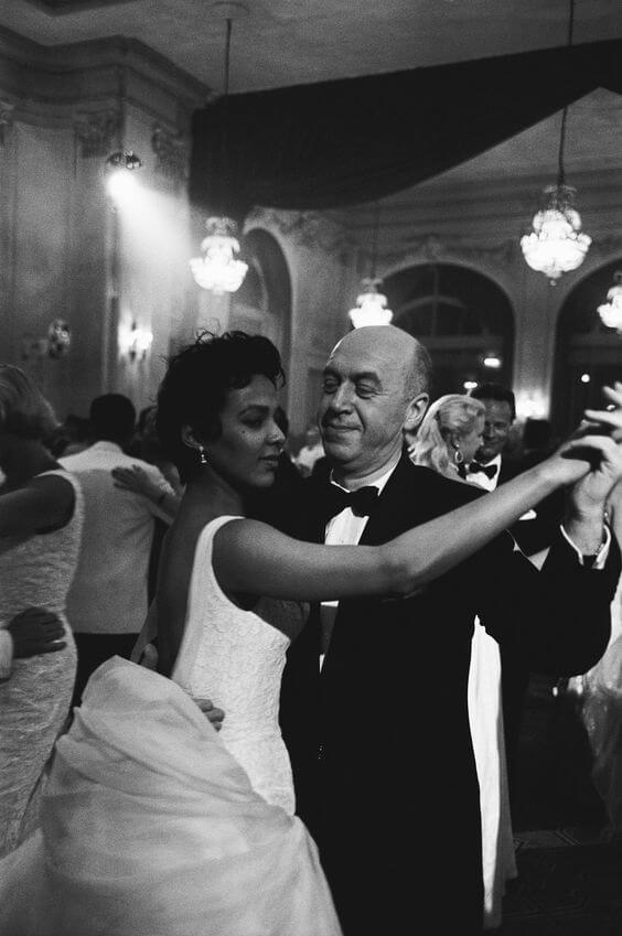Dorothy Dandridge & Otto Preminger Dancing