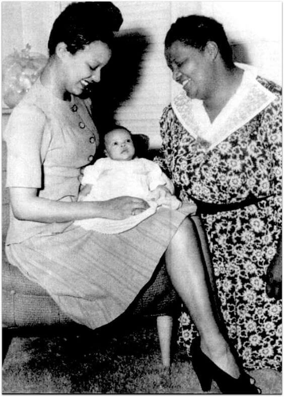 Dorothy Dandridge, Daughter & Ruby