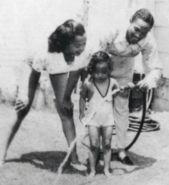 Dorothy Dandridge, Harolyn Dandridge & Harold Nicholas