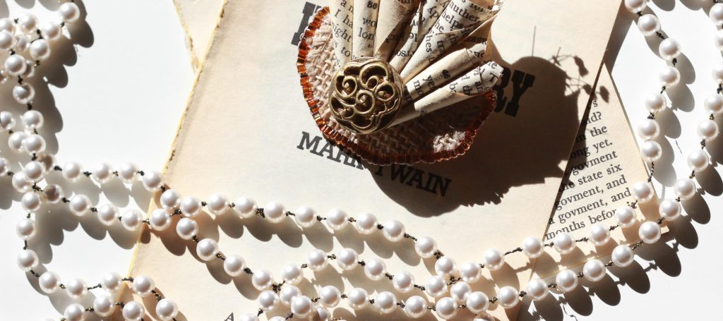HANDMADE VINTAGE INSPIRED JEWELRY BY KALEIDOSCOPES AND POLKA DOTS