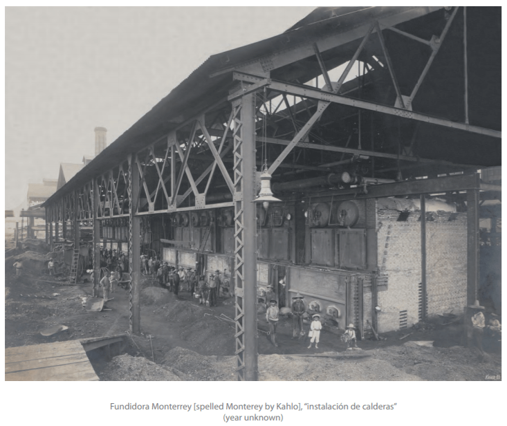 Photos taken from the article: More than Frida's Father. Guillermo Kahlo as a pioneer of industrial and architectural photography in Mexico by Rainer Huhle. #guillermokahlo #fridakahlo #fridakahlo🌹