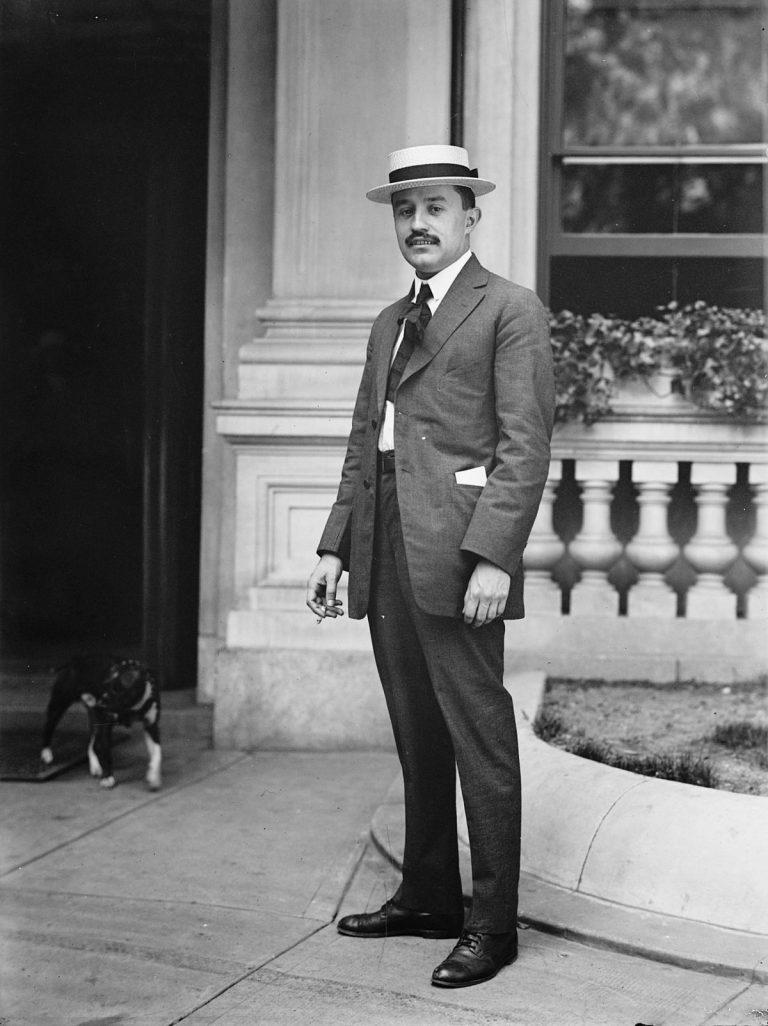 Jose Vasconcelos - Minister of Public Education - 1921-1924