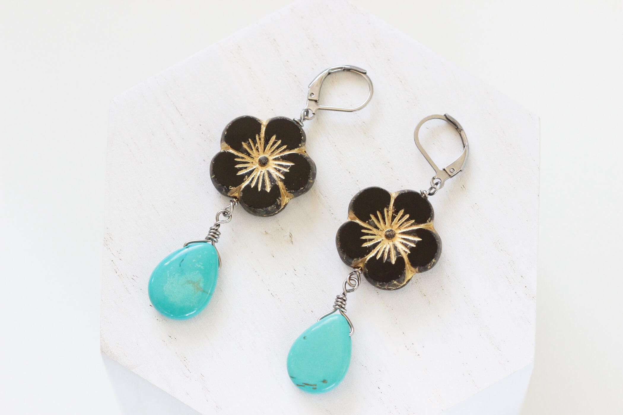 Handmade Designer Jewelry by Kaleidoscopes And Polka Dots
