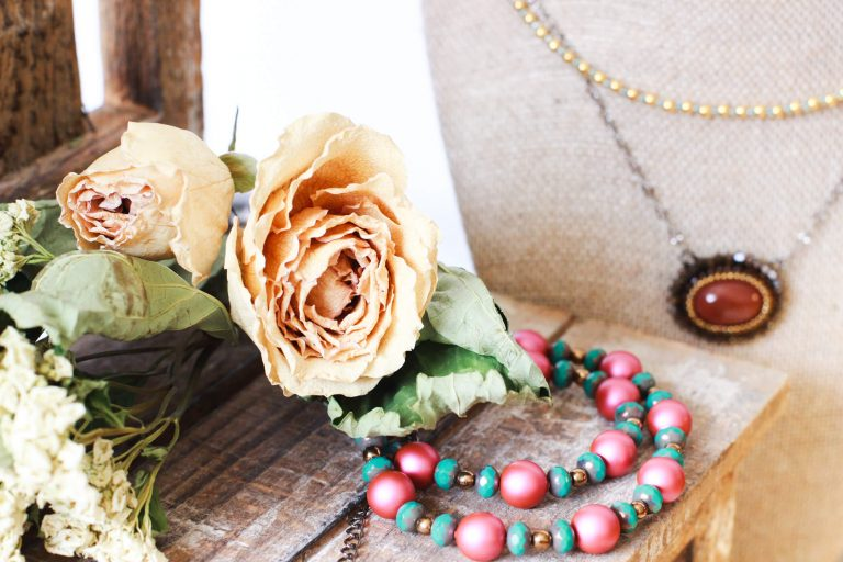 Designer Beaded Jewelry by Kaleidoscopes And Polka Dots